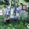 8月5日爽やか書道体験教室開催