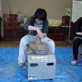 【緊急企画】電動ろくろを使った本格陶芸参加者募集「はじめての電動ろくろ」陶芸教室