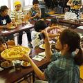 手作りの酵母のパンを楽しむ素敵な会が催されました